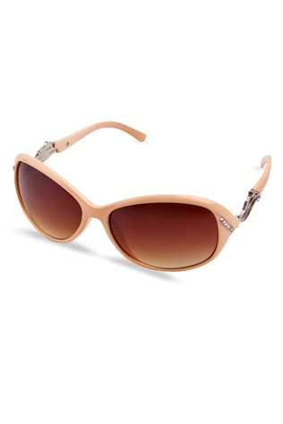 Y-london Yl12-178 Col.4 Cream Women's Sunglasses
