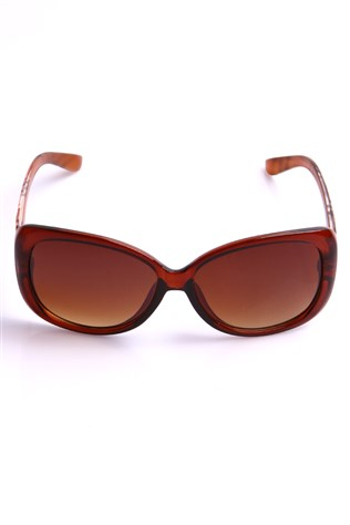 Y-london Yl12-180 Col.2 Brown sunglasses