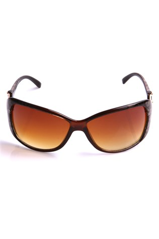 Y-london Yl12-183 Col.2 Brown Sunglasses