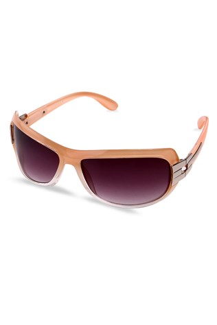 Y-london Yl12-184 Col.4 Light orange sunglasses